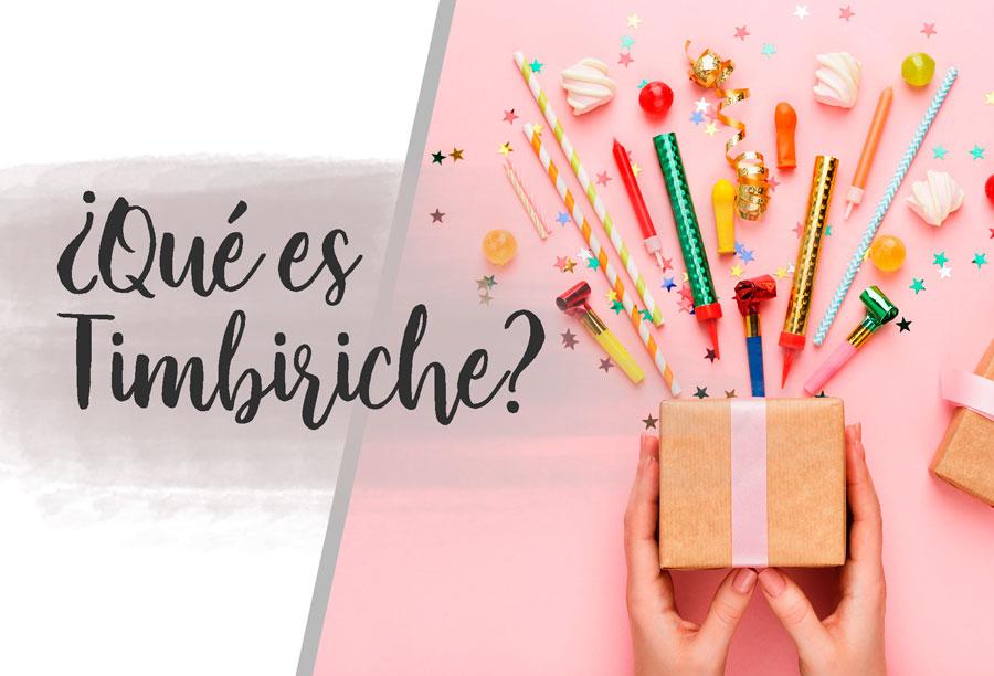 ¿Qué es Timbiriche?